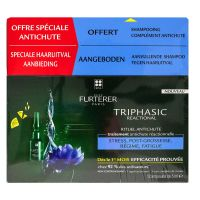Triphasic Reactionnal 12x5,5ml + shampoing offert