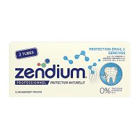 Dentifrice protection émail & gencives 2x75ml