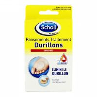 4 pansements durillons