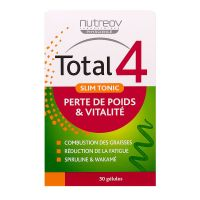 Total 4 Slim Tonic 30 gélules
