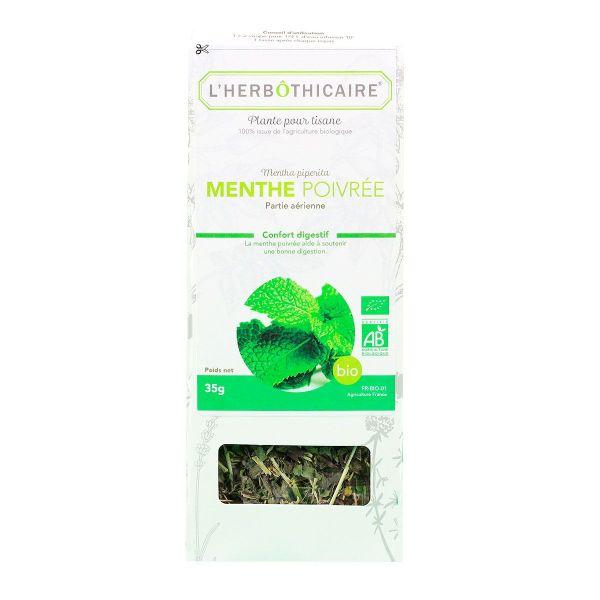 la plante pour tisane menthe poivr e l 39 herb thicaire aide soutenir une bonne digestion l. Black Bedroom Furniture Sets. Home Design Ideas