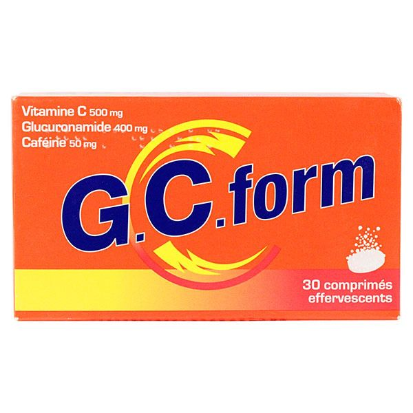 g c form est un compl ment alimentaire vitaminique utilis en cas de fatigue passag re cooper. Black Bedroom Furniture Sets. Home Design Ideas