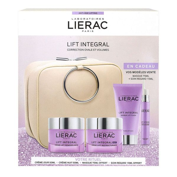 Coffret Noël 2018 Lift Integral