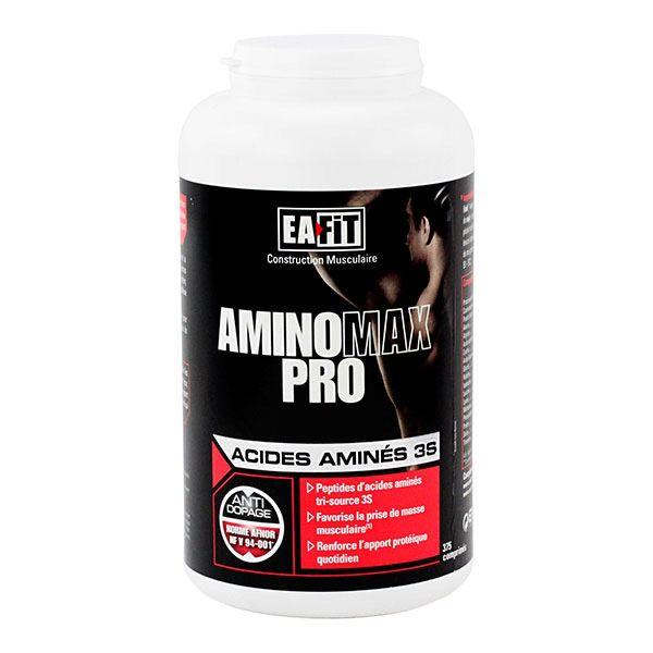 amino max pro 375 comprimés est un complément alimentaire