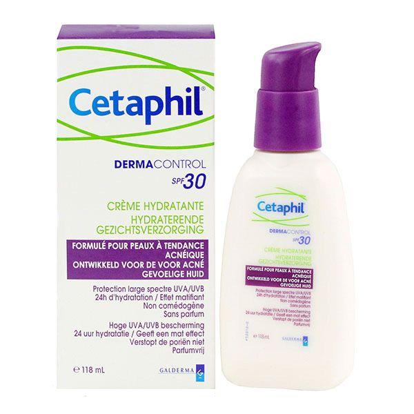 curaspot dermacontrol cr me hydratante spf30 est un soin utilis pour hydrater la peau acneique. Black Bedroom Furniture Sets. Home Design Ideas
