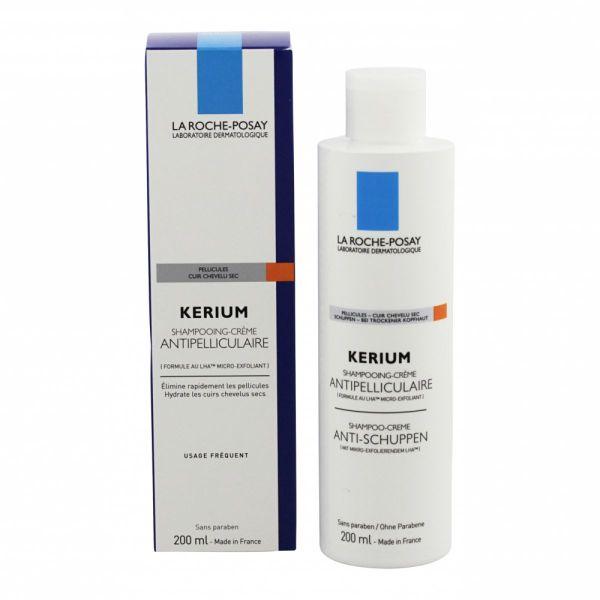 Assez Kerium shampooing-crème antipelliculaire cuir chevelu sec élimine  AX87