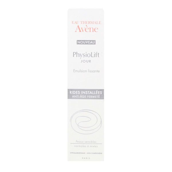 Emulsion jour lissante Physiolift 30ml