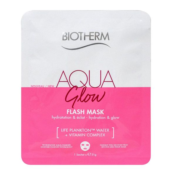 Aqua Glow Flash Mask éclat 1 sachet