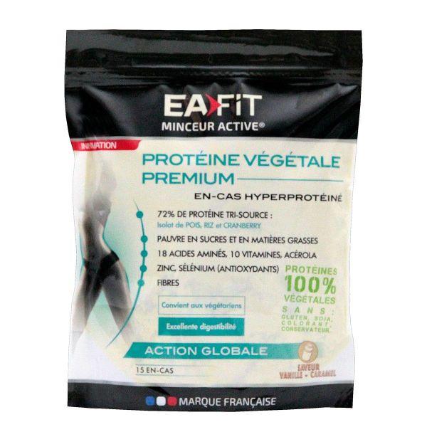 proteine végétale chocolat 450g est un en-cas